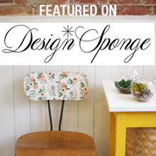 design sponge feature