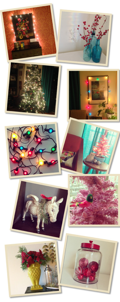 {SPACES: holiday around the loft}