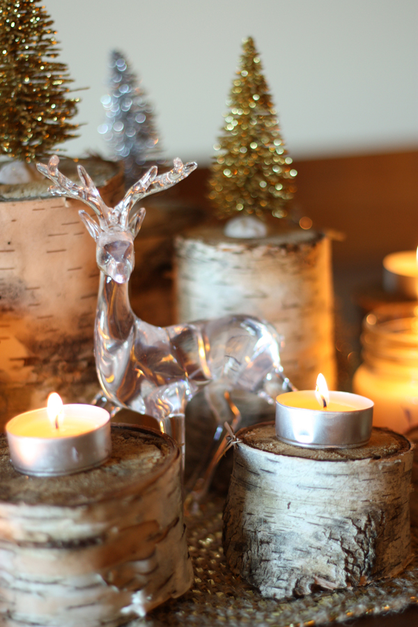 holiday birch centrepiece 10