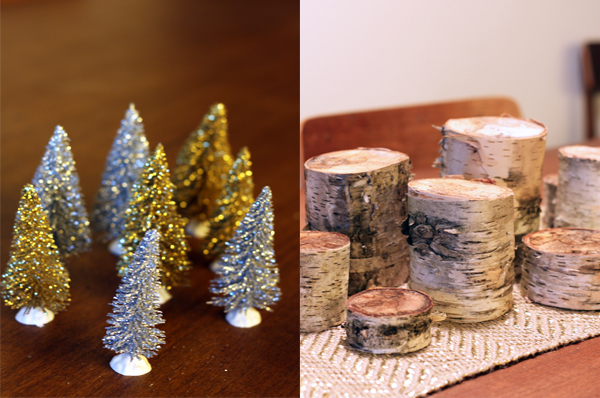 holiday birch centrepiece 7