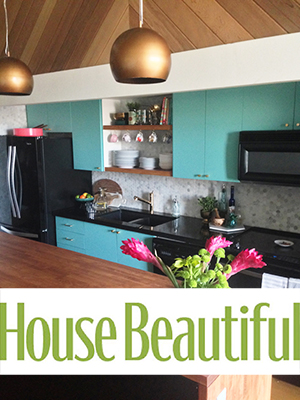 kitchen makeover, turquoise kitchen, modern vintage kitchen