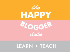 happy blogger studio
