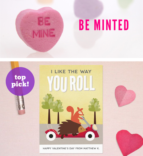 minted valentines card roundup