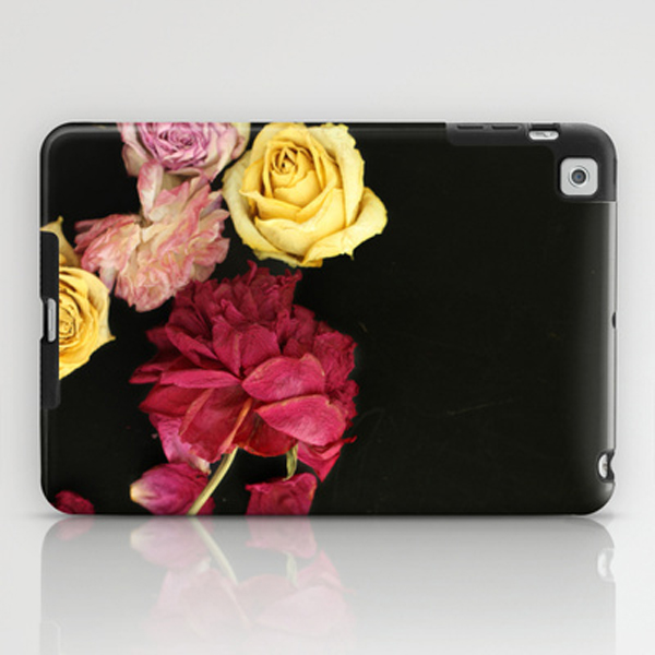 sweet escape floral ipad case