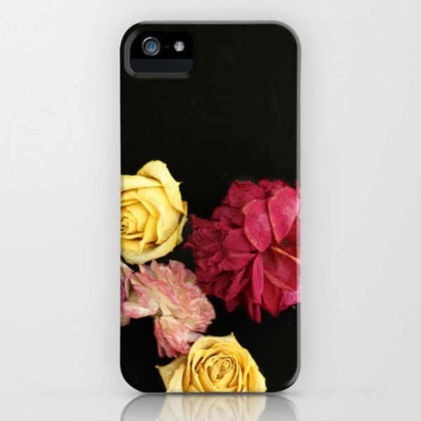 sweet escape floral iphone case