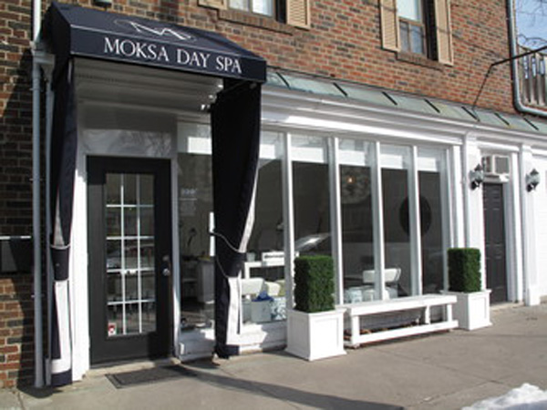 Way Spa.com Spa Week: moksa day spa / The