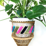 Plant Stand Makeover / The Sweet Esacape