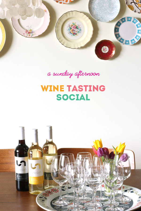 Wine Tasting Social / The Sweet Escape