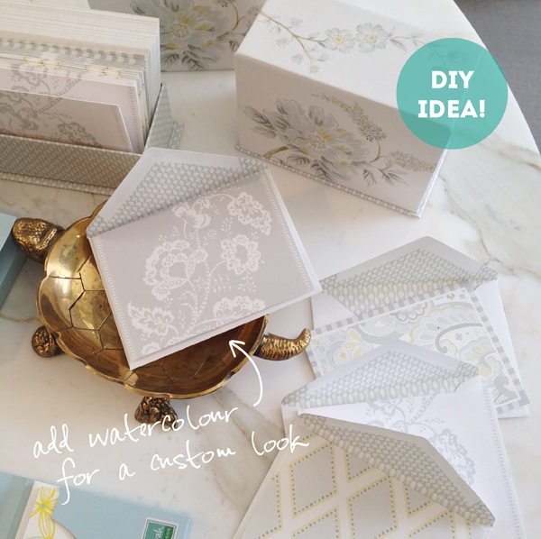 Sarah Richardson Stationary Line for Hallmark + Giveaway / The Sweet Escape