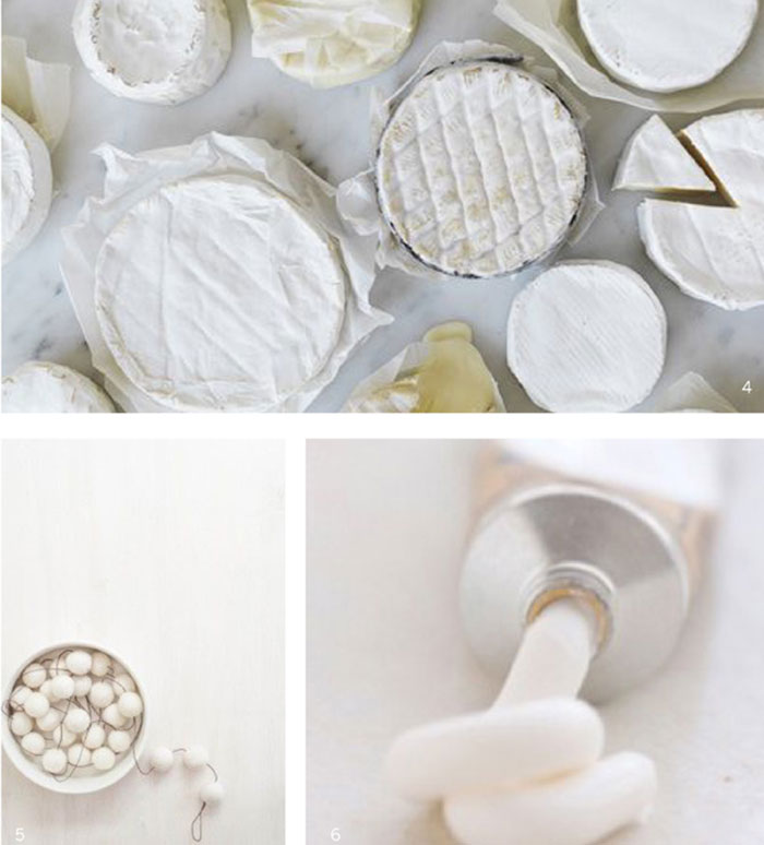 White Color Story by The Sweet Escape