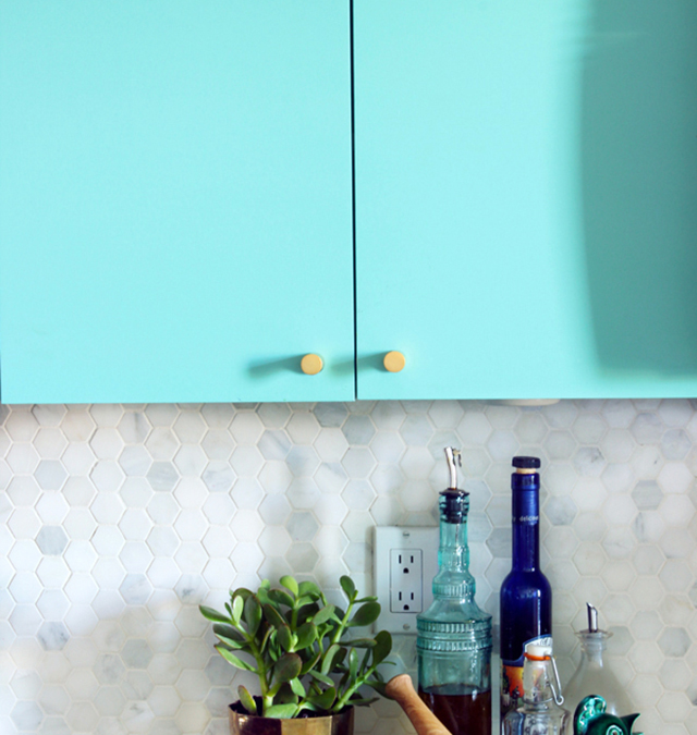 SPACES: kitchen makeover update, the cupboards