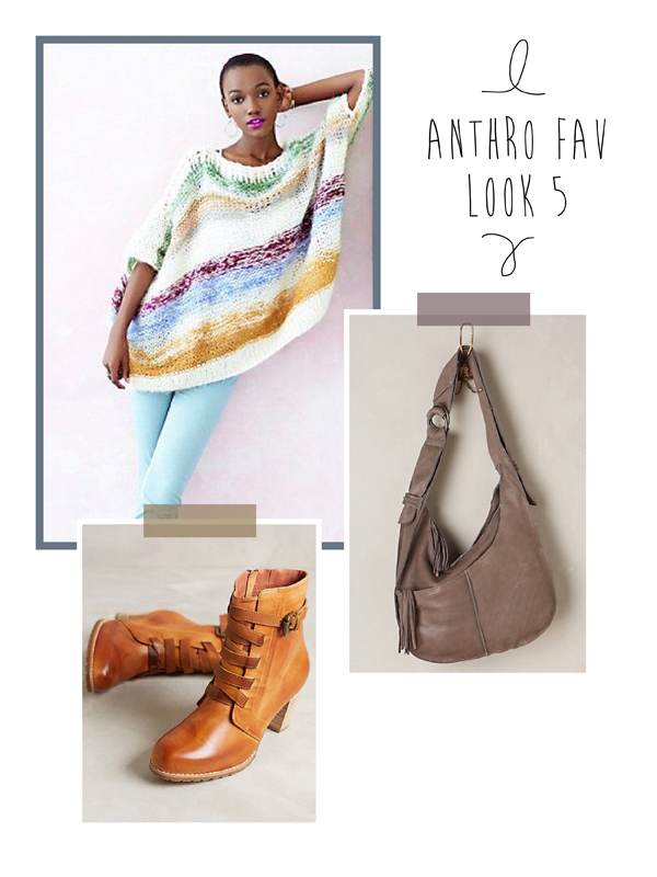 Anthro Favs Fall / Get the Look / The Sweet Escape