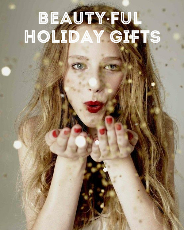 Beauty Christmas Gifts and Stocking Stuffers / The Sweet Escape