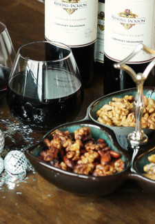 candied walnuts 3 ways recipe