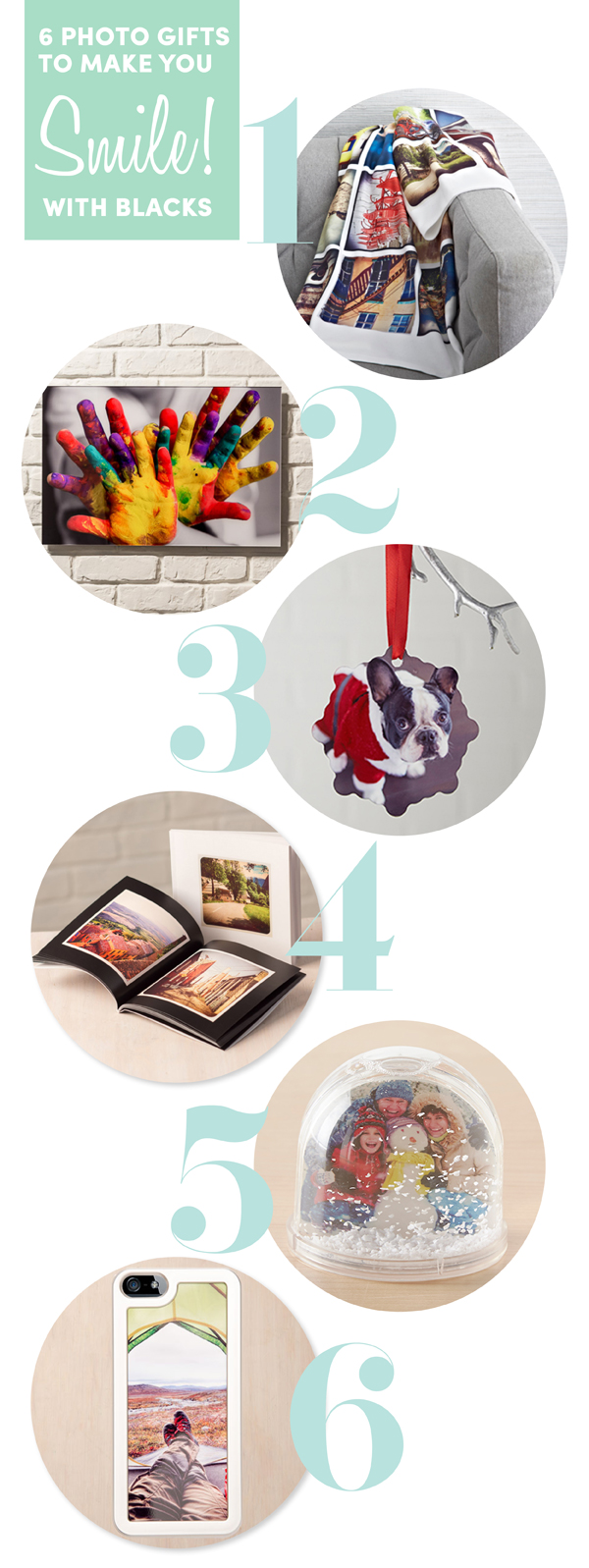 Photo Gift Ideas / The Sweet Escape