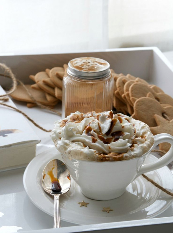 gingerbread coffee