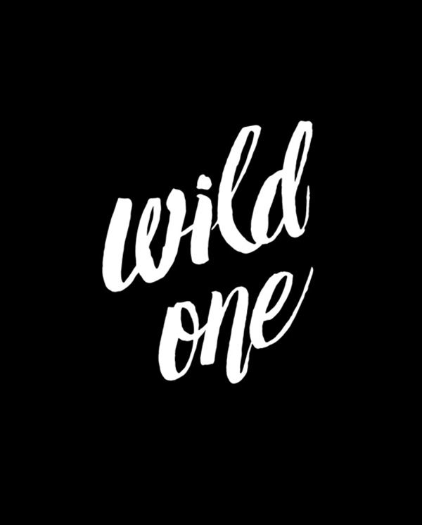 Wild One original print by The Sweet Escape