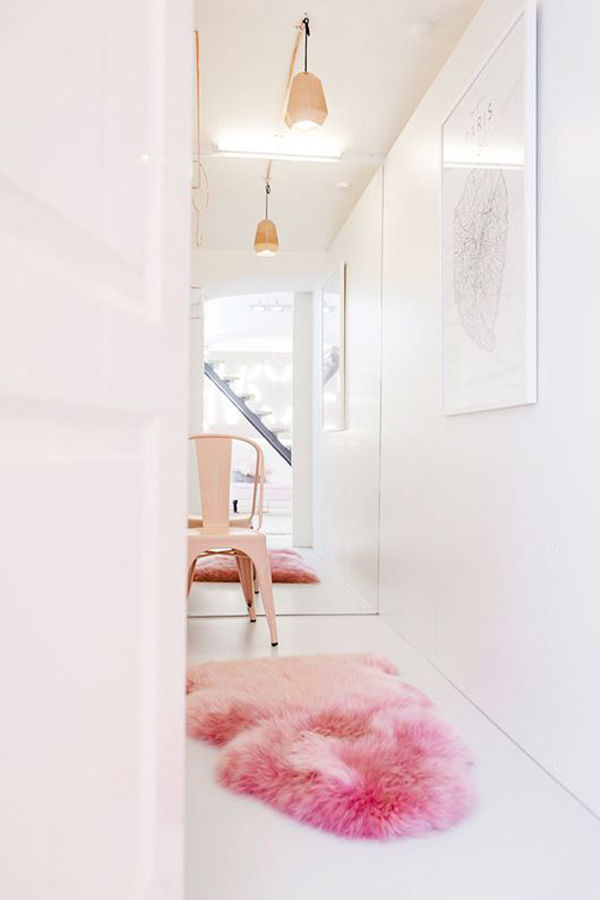 blush pink interior trend 10 The Sweet Escape