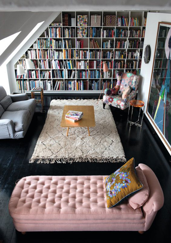 Blush Pink Home Decor Trend / The Sweet Escape