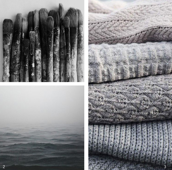 50 Shades of Grey Color inspiration by THe Sweet Escape