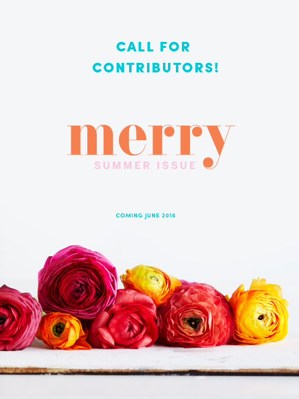 Merry Mag call-for-contributors