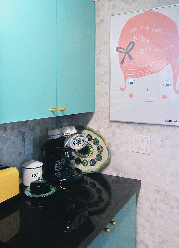 modern vintage kitchen makeover 17