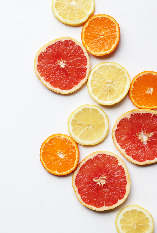 citrus fruit / The Sweet Escape