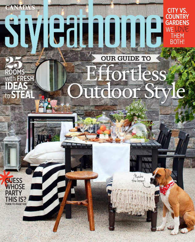 Style at Home may 2015