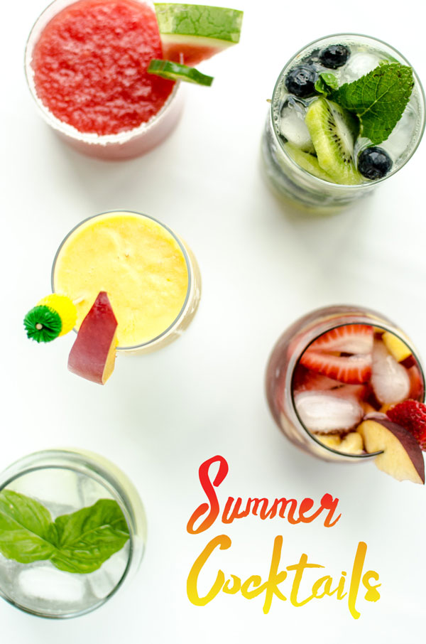 Merry Mag Summer Cocktail Recipes