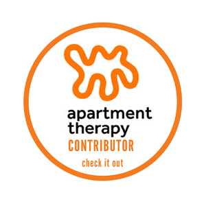 apartment therapy contributor, the sweet escape, home decor blogger, diy blogger