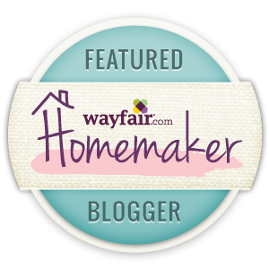 wayfair homemaker, contributor, the sweet escape