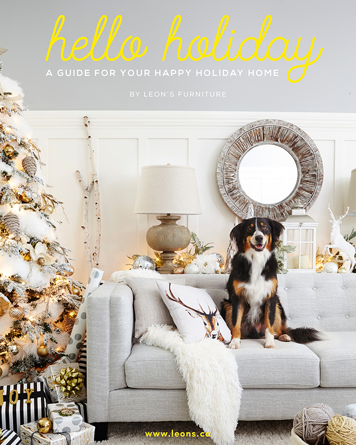 Hello Holiday Guide by Leon's is here!