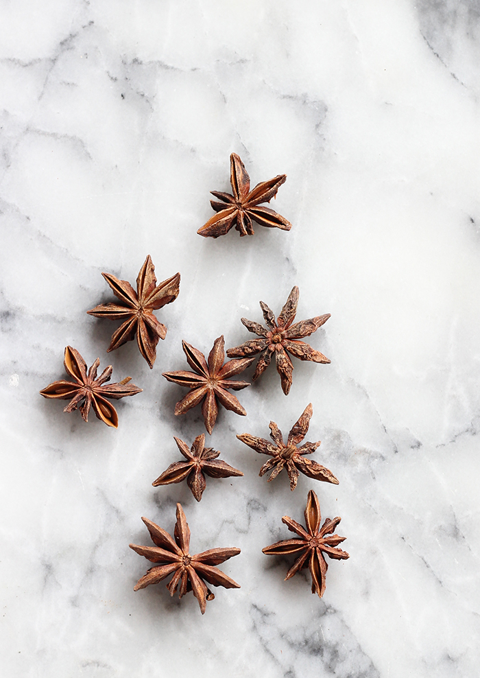 Whole Anise Stars, cocktail
