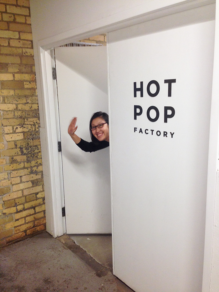 Hot Pop Factory Laser cutting toronto