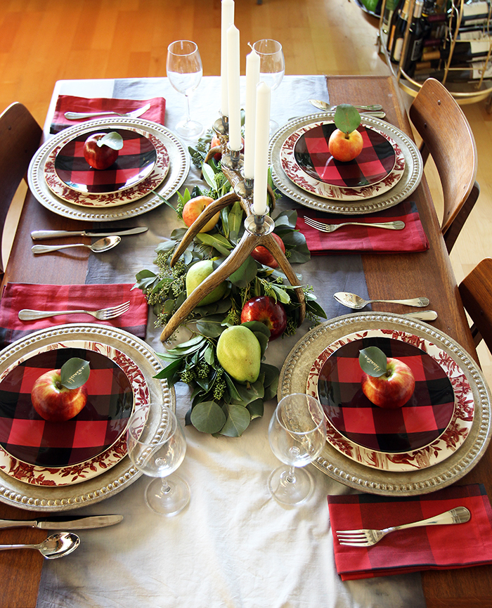 Styling Our Fall Tablescape With Pottery Barn The Sweet