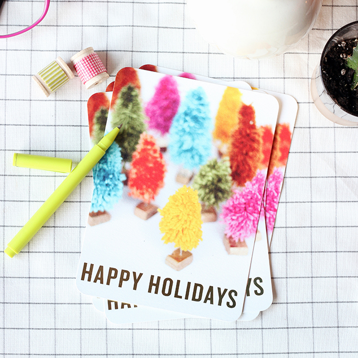 Custom Holiday Cards are Here!