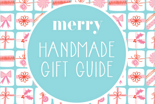 Merry Mag Handmade holiday gift guide