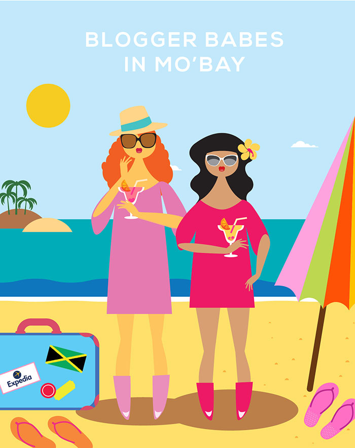 Montego Bay Jamaica Travel Journal and review by The Sweet Escape