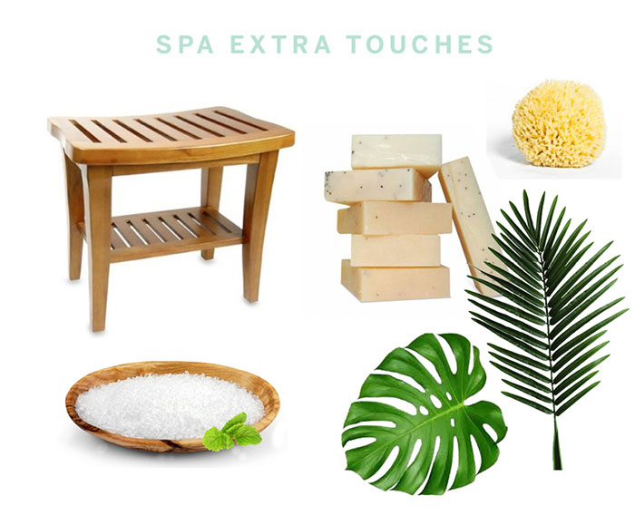 Bathroom Refresh Get the Look: At the Spa by The Sweet Escape