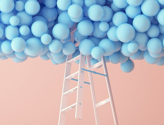 Color Story: Rose Quartz & Serenity pantone color of the year 2016