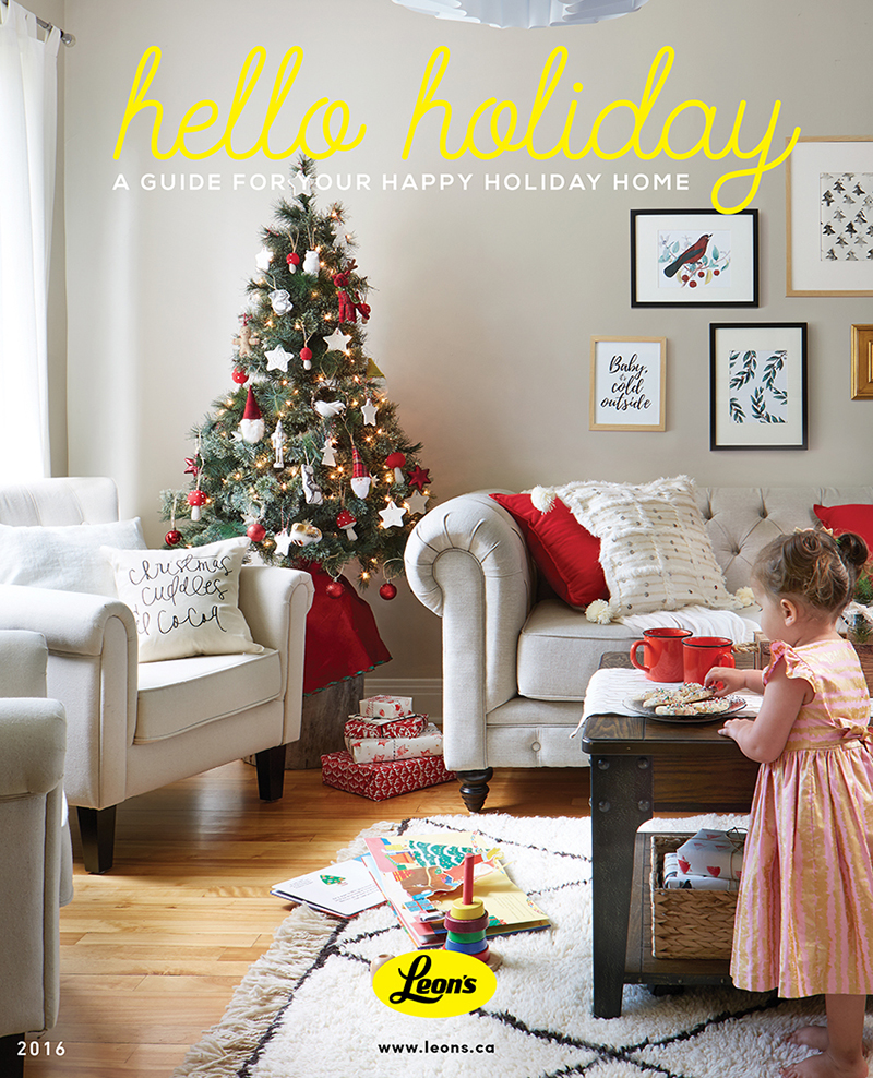 Leons Hello Holiday Look Book