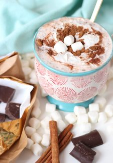 Sizzling Sips: Spicy Mexican Hot Chocolate Recipe