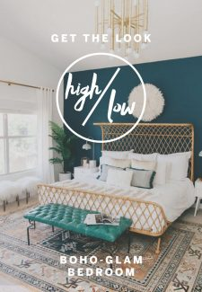 SPACES: High Low Bedroom and Dining Room Looks