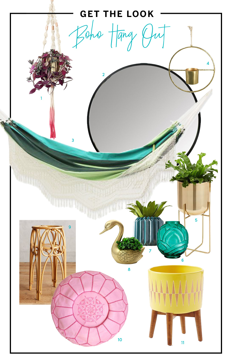 Get the Look: Boho Hang Out by The Sweet Escape
