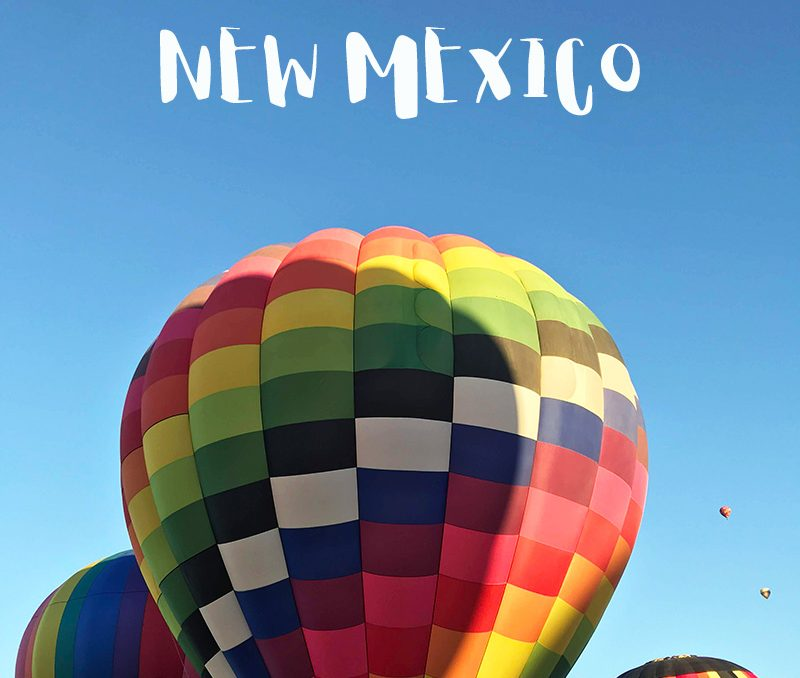 Sweet Escape: New Mexico Balloon Fiesta